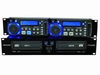 OMNITRONIC XCP-2800 Dual CD lejátszó