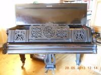 Antik bécsi zongora