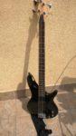 Ibanez 4 húros basszusgitár fotó