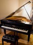 Felújított angol mechanikás zongora eladó