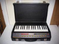 WERSI AP-6 analóg szintetizátor 1977 fotó