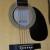 Julia WG41 akusztikus gitár tokkal - Kép1